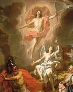 Noel coypel - the resurrection of christ