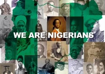 We are Nigerians Amalgamation Documentary