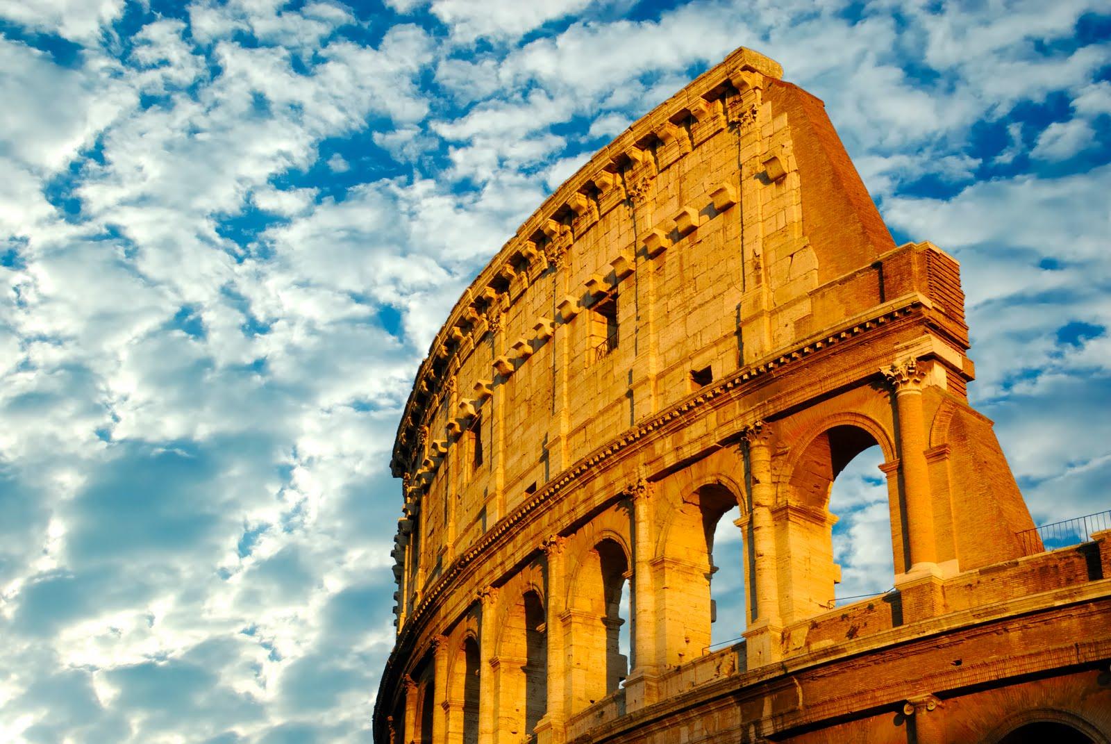 Интересные исторические факты о Риме и Римской Империи tv