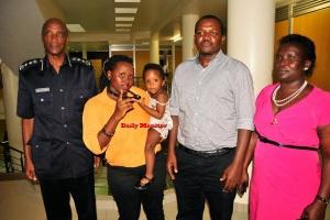 baby girl attacked maid uganda photo